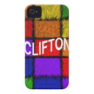 CLIFTON iPhone 4 Case-Mate CASE