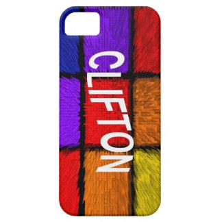 CLIFTON iPhone SE/5/5s CASE