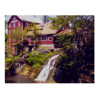 clifton mills Post Card