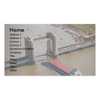Clifton Suspension Bridge Double-Sided Standard Business Cards (Pack Of 100)
