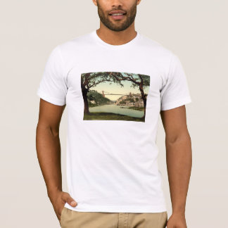 Clifton Suspension Bridge I, Bristol, England T-Shirt