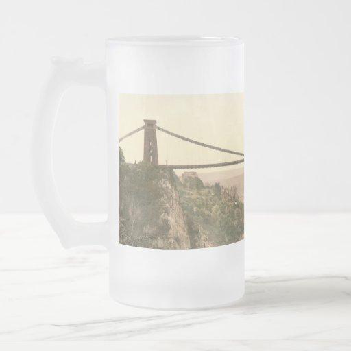 Clifton Suspension Bridge II, Bristol, England Coffee Mugs