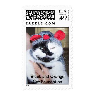 Clifton the mouse postage stamp