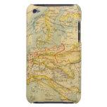 Clima del mapa de Europa Case-Mate iPod Touch Coberturas