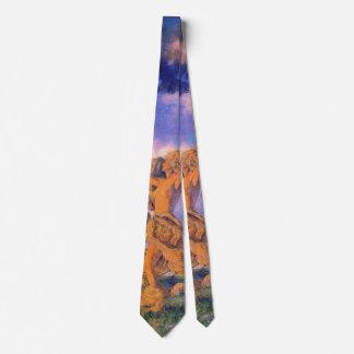 Clima tempestuoso 1907 corbatas personalizadas