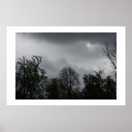 Clima tempestuoso poster