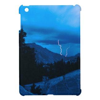 Clima tempestuoso Yosemite del cielo