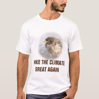 Climate change awareness T-Shirt