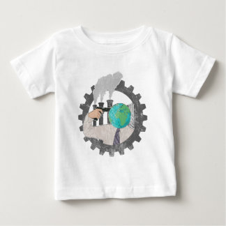 Climate CHANGE Baby T-Shirt