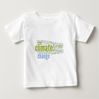 climate change one baby T-Shirt