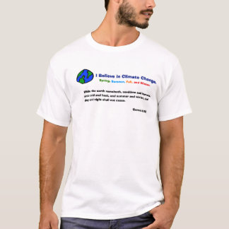 Climate Change Shirt