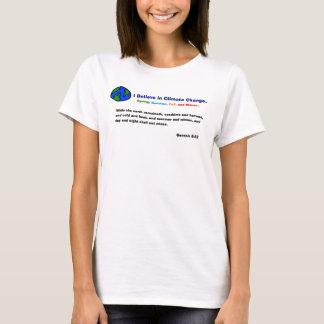 Climate Change Shirt Ladies