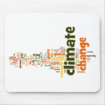climate change two mousepads