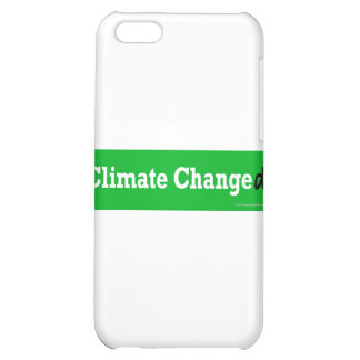 Climate Changed Cover For iPhone 5C