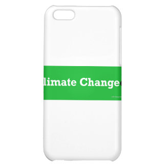 Climate-changed iPhone 5C Covers