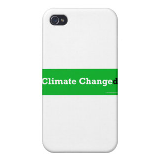 Climate-changed Cover For iPhone 4