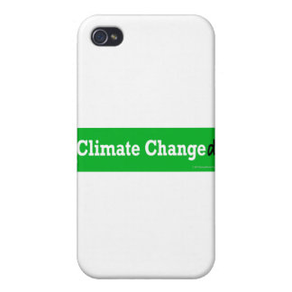 Climate Changed Cover For iPhone 4