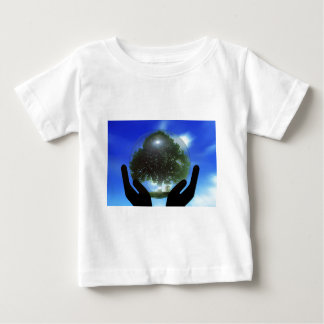 Climate for Change Baby T-Shirt