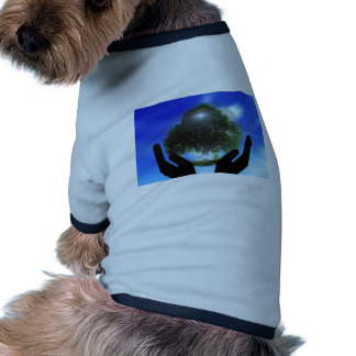Climate for Change Pet Tee Shirt