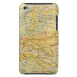 Climate of Europe Map iPod Case-Mate Cases