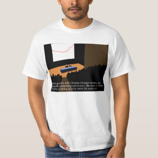 climate-physics-2014-03-19 t-shirt