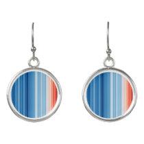 Climate Stripes Earrings