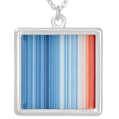 Climate Stripes Necklace