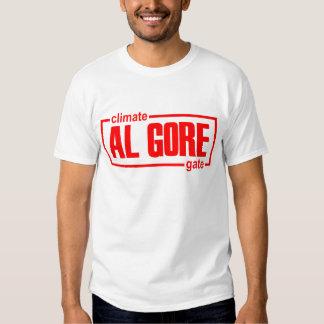 ClimateGate, lie, climate change, global warming Shirt
