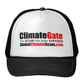 ClimateGate Mesh Hats