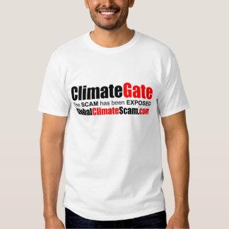 ClimateGate T Shirt