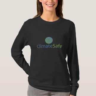 ClimateSafe Ladies Long Sleeve T-Shirt (Black)
