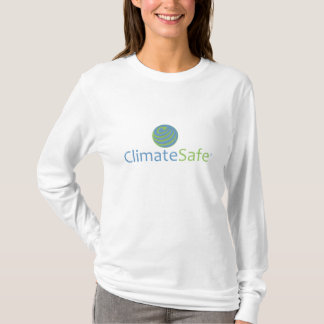 ClimateSafe Ladies Long Sleeve T-Shirt (White)