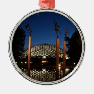 Climatron en el jardín botánico de Missouri Ornaments Para Arbol De Navidad