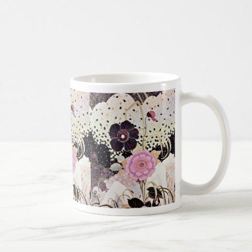 Climax Yellow flowers Coffee Mug