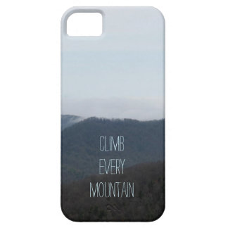 Climb Every Mountain iPhone 5/5S Case