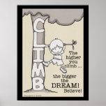 Climb Higher Poster