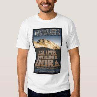 Climb Mount Dora shirt