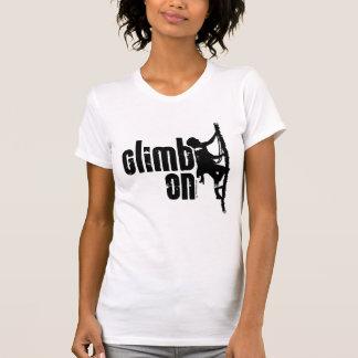 Climb On Tee Shirt