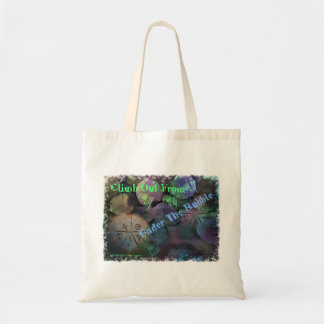 Climb out from Under the Rubble Budget Tote Bag