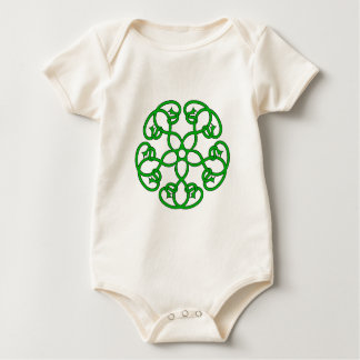 Climb twines baby bodysuit