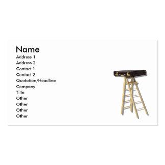 ClimbCorporateLadder083010 Name Address 1 Ad Business Card Templates