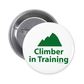 Climber in Training Pin