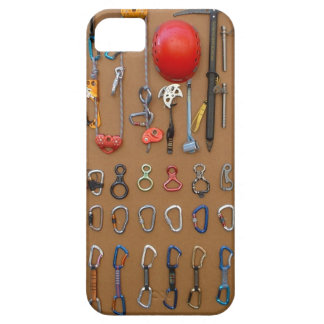 Climber's Equipment -- Mountain Climbing Gear iPhone SE/5/5s Case