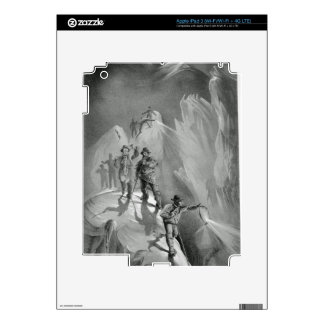 Climbing at Night, from 'Ten Scenes in the Last As iPad 3 Decals