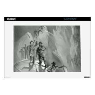 Climbing at Night, from 'Ten Scenes in the Last As Laptop Skin