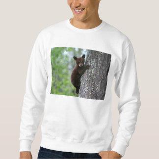 Climbing Bear Cub Sweatshirt