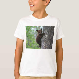 Climbing Bear Cub T-Shirt