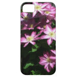 Climbing Clematis Spring Flowers iPhone SE/5/5s Case