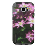 Climbing Clematis Spring Flowers Samsung Galaxy S6 Case