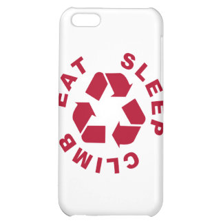 Climbing Cycle Case For iPhone 5C
